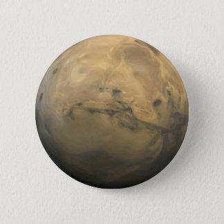 Chapa Redonda De 5 Cm Marte