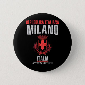 Chapa Redonda De 5 Cm Milano