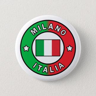Chapa Redonda De 5 Cm Milano Italia