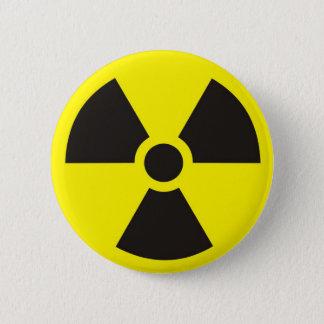Chapa Redonda De 5 Cm muestra radiactiva