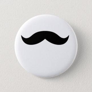 Chapa Redonda De 5 Cm mustache_3 [1]