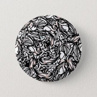 Chapa Redonda De 5 Cm negro