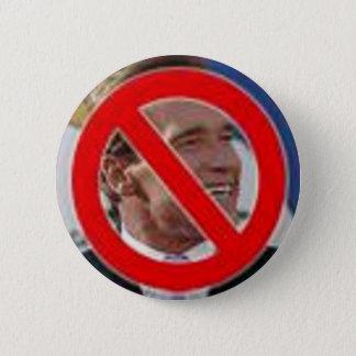 Chapa Redonda De 5 Cm ¡Ningún Schwarzenegger!