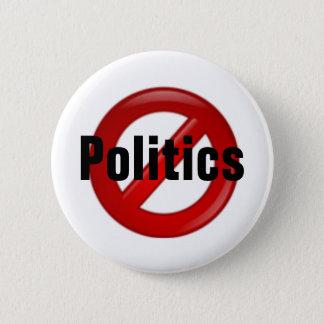 Chapa Redonda De 5 Cm Ninguna política