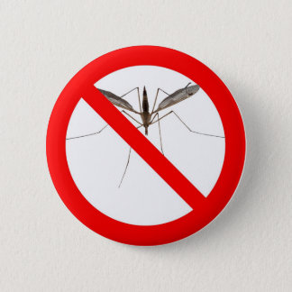 Chapa Redonda De 5 Cm No mosquito