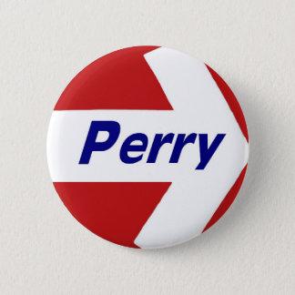 Chapa Redonda De 5 Cm Perry para el presidente