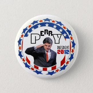 Chapa Redonda De 5 Cm Perry para Prez en 2012