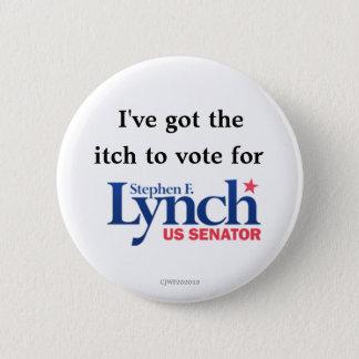 Chapa Redonda De 5 Cm Picor a votar por Lynch