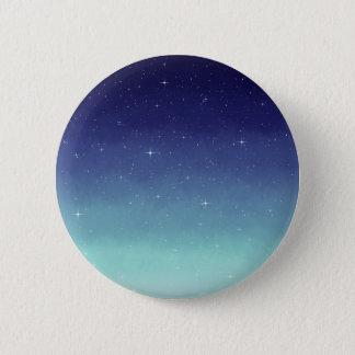 Chapa Redonda De 5 Cm Pin de la galaxia