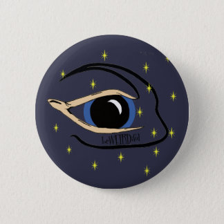 Chapa Redonda De 5 Cm Pin de Wishbone Thirdeye