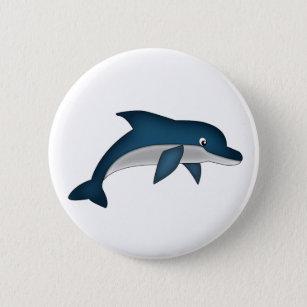 Dolphin Personalizada Jumbo Nevera Imán