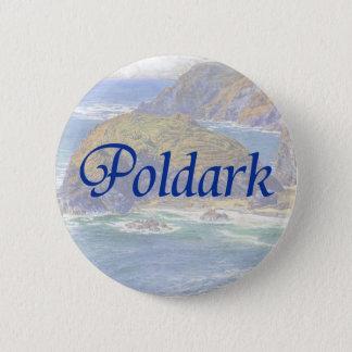 Chapa Redonda De 5 Cm Poldark
