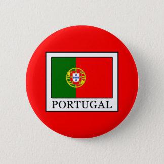 Chapa Redonda De 5 Cm Portugal