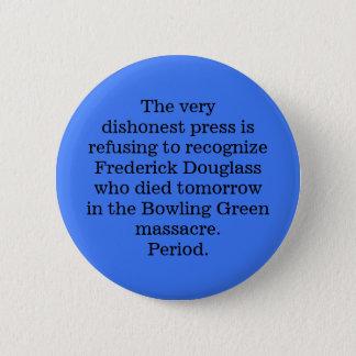 Chapa Redonda De 5 Cm RASGÓN Frederick Douglass