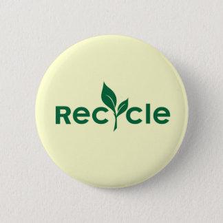 Chapa Redonda De 5 Cm Recicle