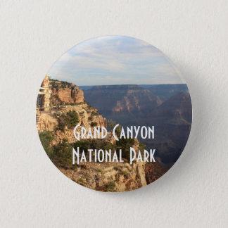 Chapa Redonda De 5 Cm Recuerdo del parque nacional del Gran Cañón