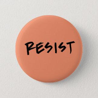 Chapa Redonda De 5 Cm Resista el tamaño Botón-Estándar eligen su color