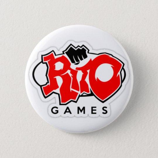 Chapa Redonda De 5 Cm Rito Games