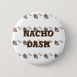 Chapa Redonda De 5 Cm Rociada del Nacho