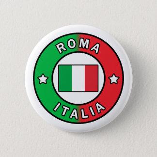Chapa Redonda De 5 Cm Roma Italia