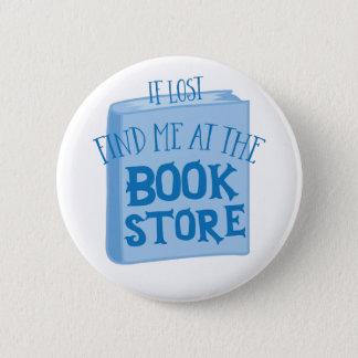 Chapa Redonda De 5 Cm si es perdido encuéntreme en la librería