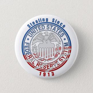 Chapa Redonda De 5 Cm Sistema de Federal Reserve