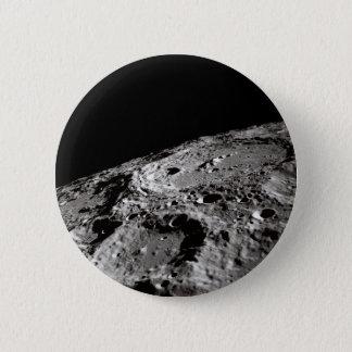 Chapa Redonda De 5 Cm superficie lunar