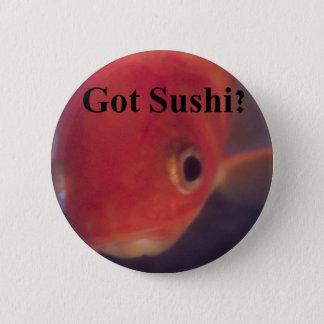 Chapa Redonda De 5 Cm ¿Sushi conseguido?