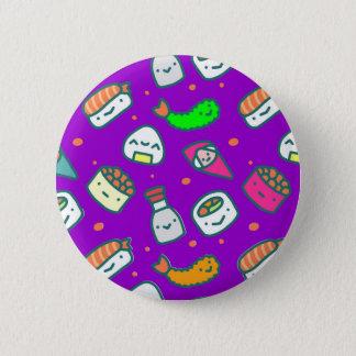 Chapa Redonda De 5 Cm Sushi Moki