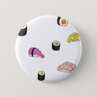 Chapa Redonda De 5 Cm Sushi y Sashimi
