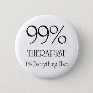 Chapa Redonda De 5 Cm Terapeuta del 99%