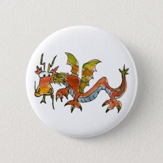 Chapa Redonda De 5 Cm Thar sea dragones