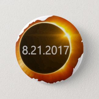 Chapa Redonda De 5 Cm Total-Solar-Eclipse2
