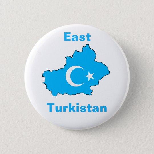 Chapa Redonda De 5 Cm Turkistan del este