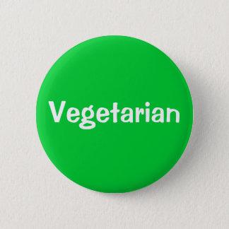 Chapa Redonda De 5 Cm Vegetariano