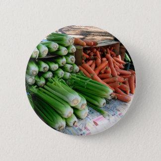 Chapa Redonda De 5 Cm verduras