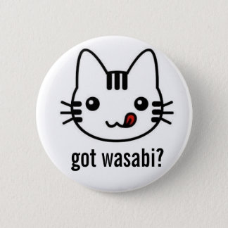 Chapa Redonda De 5 Cm ¿wasabi conseguido?