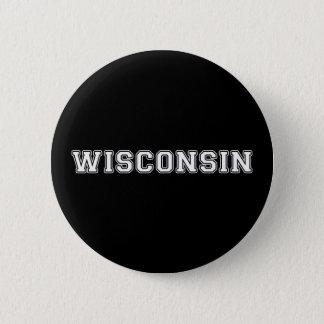 Chapa Redonda De 5 Cm Wisconsin