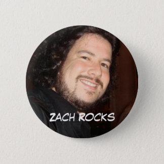 Chapa Redonda De 5 Cm zach2, rocas de Zach