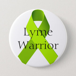 Chapa Redonda De 7 Cm Guerrero de Lyme