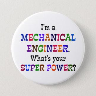 Chapa Redonda De 7 Cm Ingeniero industrial, superpoder