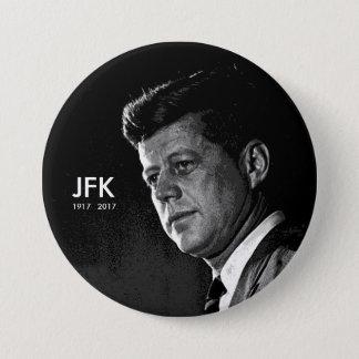 CHAPA REDONDA DE 7 CM JFK 1917 2017