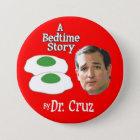Chapa Redonda De 7 Cm Senador Ted Cruz Storytime