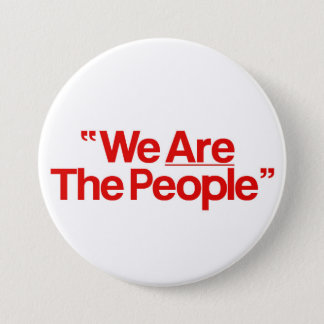 "Chapa Redonda De 7 Cm Taxi Driver ""We Are The People """