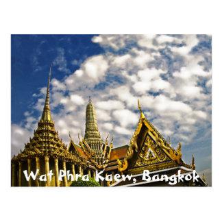 Chapiteles de Wat Phra Kaew Postal