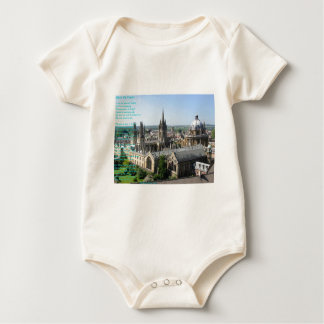Chapiteles del poema de Oxford cerca: Winifried Body Para Bebé