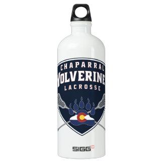 ChapLAX pega el escudo SIGG botella de 1 litro