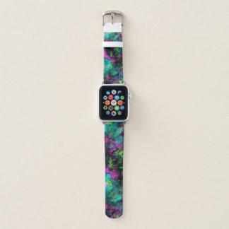 Chapoteo del color de las bandas de reloj de Apple