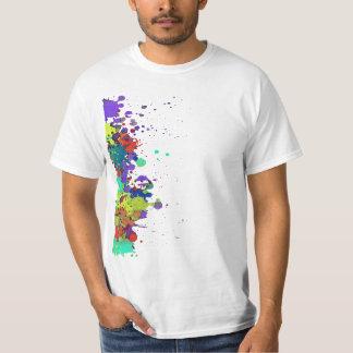 CHAPOTEO DIVERTIDO I DEL COLOR + su backgr. y Camiseta