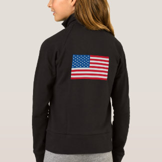 Chaqueta Barras y estrellas de la bandera de los E.E.U.U.